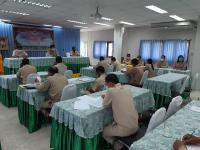 ประชุมสภาองค์การบริหารส่วนตำบลไผ่ สมัยสามัญ สมัยที่ 3 ครั้งที่ 1  วันจันทร์ที่ 16 สิงหาคม พ.ศ.2564  ณ  ห้องประชุมสภาองค์การบริหารส่วนตำบลไผ่